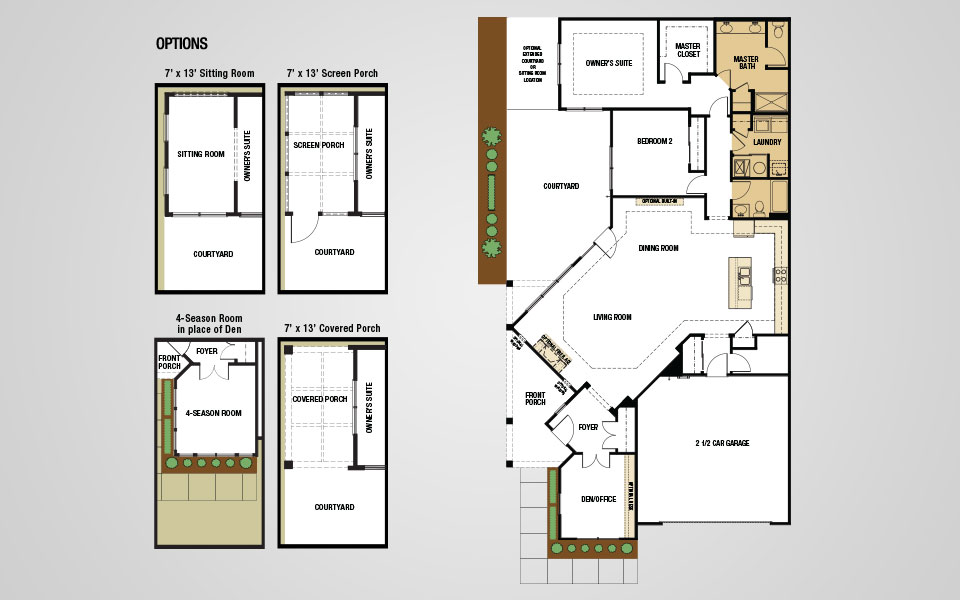 Epcon Floor Plans